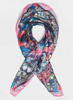 Dorothy Perkins Parrot Satin Square Scarf