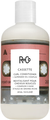 R+CO Cassette Curl Conditioner + Superseed Oil Complex, 8.5 oz./ 251 mL