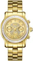 JBW Women's J6330A Laurel Analog Dial Plated Stainless Steel Watch