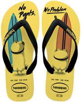 Havaianas Havainas Twins Minions flip flops