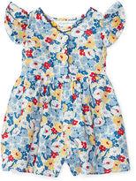 Ralph Lauren Floral Cotton Romper