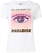 Kenzo Eye x Paradise T-shirt - women - Cotton - L