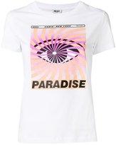 Kenzo Eye x Paradise T-shirt - women - Cotton - M