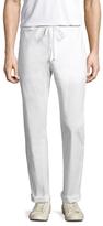 James Perse Stretch Poplin Drawstring Pants