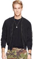Denim & Supply Ralph Lauren Cotton Jersey Bomber Jacket