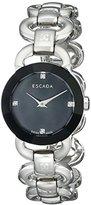 Escada Women's IWW-E4205021 Emma Analog Display Swiss Quartz Silver Watch