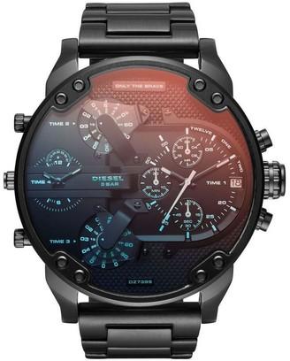 Diesel DZ7395 The Daddies Series Black Watch