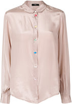 Diesel - classic fitted blouse
