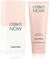 Calvin Klein Eternity Now Body Lotion-6.7 oz.