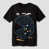 Pac-Man Boys' Pac-Man T-Shirt - Black