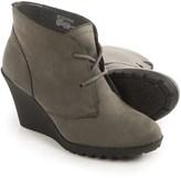White Mountain Irma Wedge Boots (For Women)