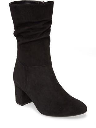 Gabor Block Heel Boot