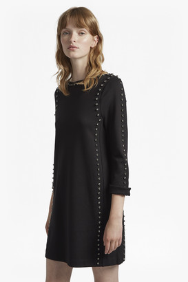 French Connection Lula Rhinestone Tunic Dress