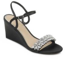 Badgley Mischka Women's Noralie Evening Wedge Sandal Women's Shoes