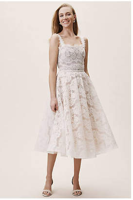 Anthropologie Britney Wedding Guest Dress