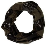 Alice + Olivia Sequin Infinity Scarf w/ Tags