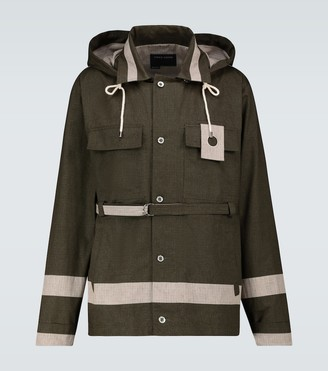 Craig Green Paneled utility jacket