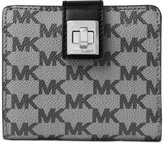 MICHAEL Michael Kors Signature Natalie Medium Wallet