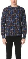 Paul Smith Sweatshirt with Multi Dot Print