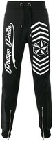 Philipp Plein Look At You track pants