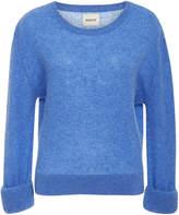 Khaite Jemima Folded Cuff Sweater