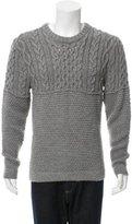 Patrik Ervell Baby Alpaca Pullover Sweater