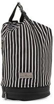 adidas by Stella McCartney Small Striped Sports Bag