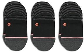 Stance Invisible Liner Socks, Set of 3