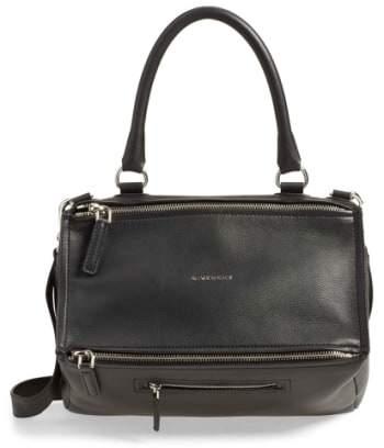 Givenchy 'Medium Pandora' Sugar Leather Satchel