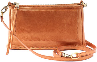 Hobo Cadence Metallic Leather Crossbody