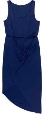 INC International Concepts Inc Asymmetrical-Hem Dress, Created for Macy's