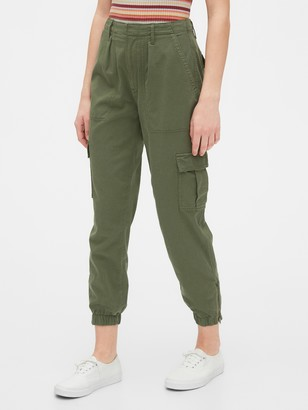 Gap Cargo Utility Joggers in TENCEL