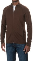 Ibex Northwest Shirt- Merino Wool, Full Zip (For Men)