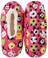 Disney Disney's Tsum Tsum Girls 4-16 Fleece-Lined Slippers