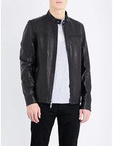 Michael Kors Michael Kors X Mclaren Leather Jacket