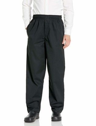 Uncommon Threads Women's Baggy Chef Pant