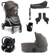 Mamas and Papas Armadillo Flip XT2 6 Piece Bundle (pushchair, Carrycot, Car Seat, Isofix Base, Adaptor & Cupholder)