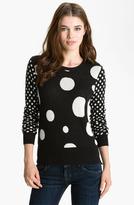 Remain Polka Dot Sweater