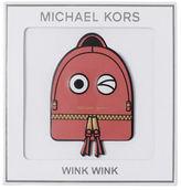 MICHAEL Michael Kors Wink Wink Leather Sticker