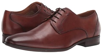 Steve Madden Dasher Oxford (Tan Leather) Men's Shoes
