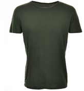 Nudie Jeans Ollie Crew Neck T Shirt Green