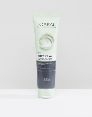 L'Oreal Pure Clay Detox Foam Wash