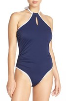 Freya Women's 'In The Navy' Underwire One-Piece Swimsuit