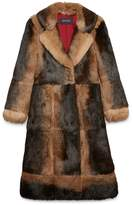 Gucci Long fur coat