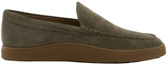 Tod's Tods Loafers In Suede