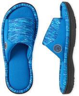 Isotoner Marcy Satin Slide Slippers