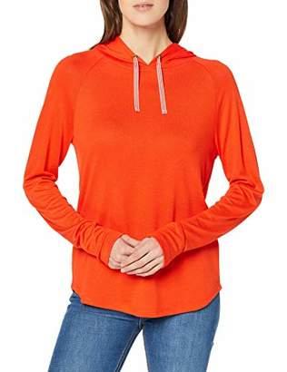 Street One Women's 313084 Longsleeve T-Shirt, (deep Blue 11238)