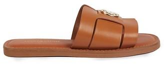 Tommy Hilfiger Logo Slide Sandals