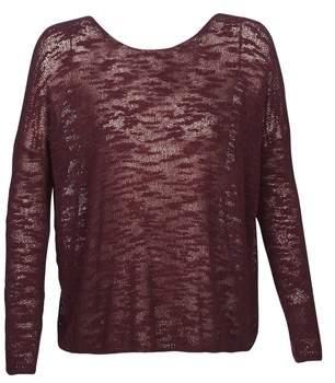 Sisley FANAN women's Sweater in Red