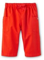 Petit Bateau Baby boy twill pants